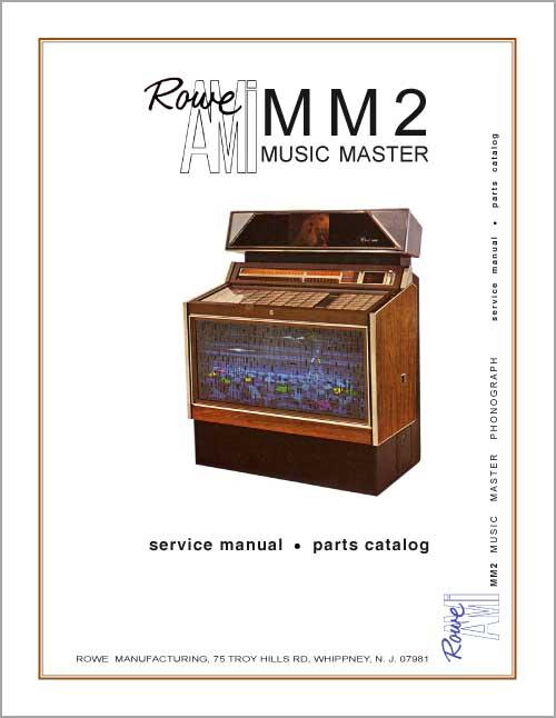 rowe ami r 81 manual meat