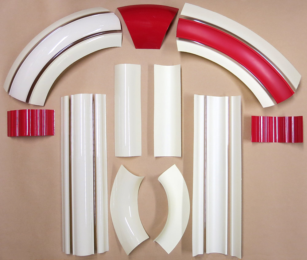 Stamann Musikboxen & Jukebox-World | Plastic set