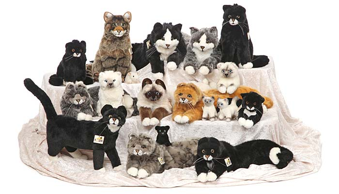 Cat Koesen Stuffed Animal Plush Toy Cats
