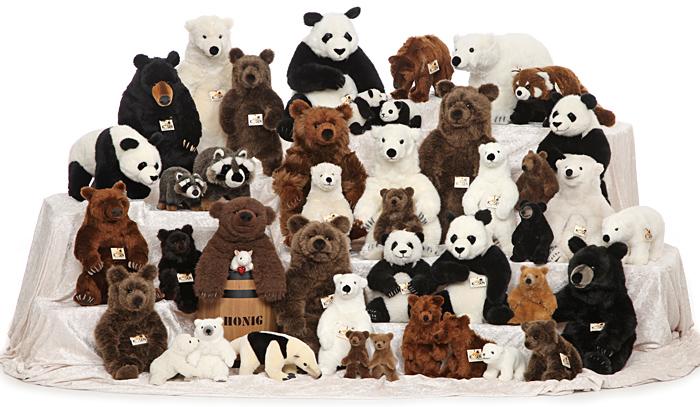 Kösen Bären Eisbären Kösener Plüschtiere Stofftier