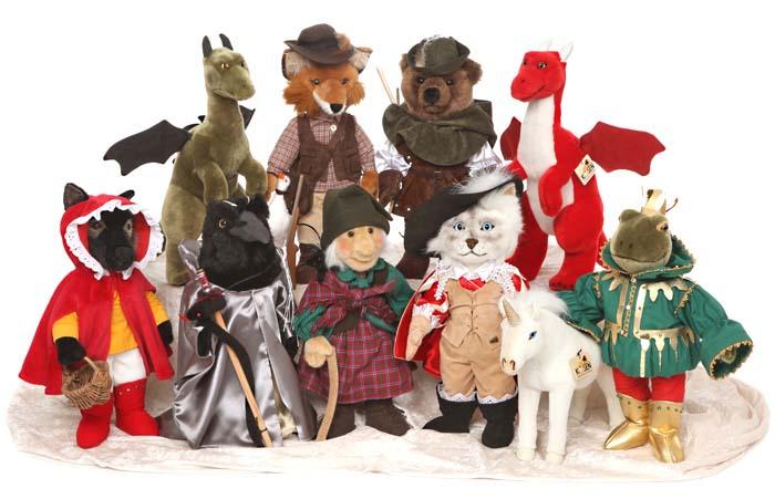 Märchenfiguren Kösener Spielzeug Manufaktur