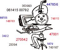 Datenbank für Seriennummern